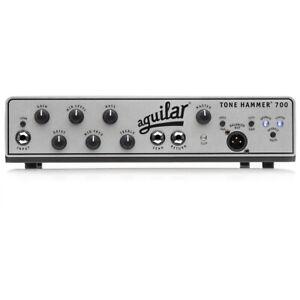 Aguilar Amplification Tone Hammer 700 700w Bass Amp Head