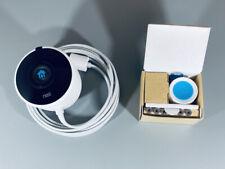 Google Nest Cam Outdoor 1080p Security Camera (NC2100ES) White ***Read***