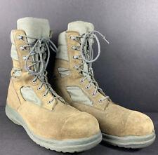 Belleville 610ST Hot Weather Steel Toe Men's Military Boots Olive Size 15