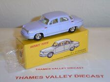 ATLAS EDITIONS DINKY TOYS, 547, PL 17 PANHARD, PALE BLUE / LILAC, + CERT OF AUTH