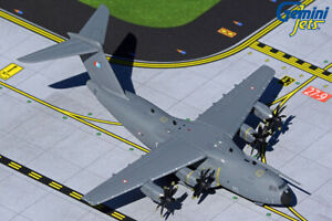 French Force Airbus A400M Atlas F-RBAN Gemini Jets GMFAF093 Scale 1:400 IN STOCK