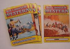 Grossen Western (Kelter) Nr. 1-50 zus. (Z0-1)