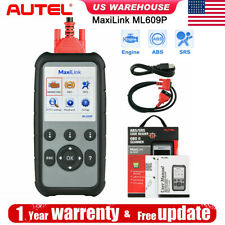 Autel MaxiLink ML609P OBD2 Scanner Automotive Airbag ABS Diagnostic Code Readers