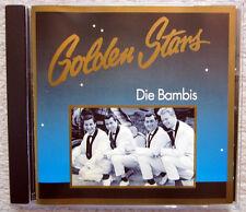 CD / DIE BAMBIS / GOLDEN STARS / AUSTRIA / RARITÄT /
