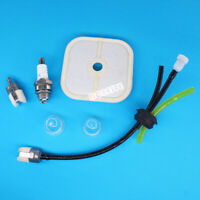 Air Fuel Filter Tune Up Kit For Echo SRM2601 SRM2400 SRM2610 2601 Trimmer Walbro
