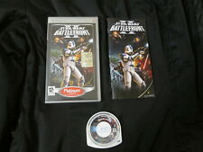 PSP : STAR WARS BATTLEFRONT II 2 - Completo, ITA ! CONSEGNA IN 24/48H !