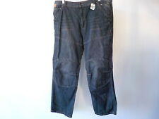 Red Route Ride out Jeans Denim Blue Regular Motorbike Trousers Size 42