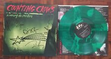 Counting Crows lp/Signed Coloured Vinyl 2 lps/ Recovering the satellites