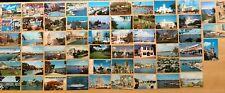 Lot of 58 Vintage Postcards ALL HAMILTON, BERMUDA