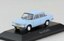 Fiat 125 hellblau 1972 Blister 1:43 Salvat Ixo Modellauto