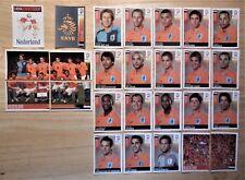 Panini UEFA Euro 2008 Austria/Switzerland Complete Team Netherland + Foil Badge