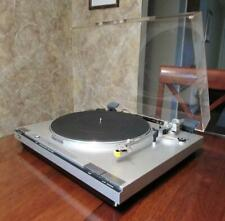 80's JVC L-A31 Direct Drive Turntable-w/ Audio Technica Cartridge -Works Great !