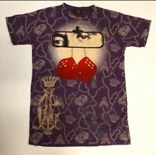 NWOT Ed Hardy By Christian Audigier Mens Tee Size Small