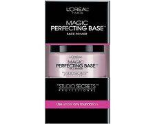 1 X Loreal Studio Secrets Professional Magic Perfecting Base Face Primer 0.50 Oz