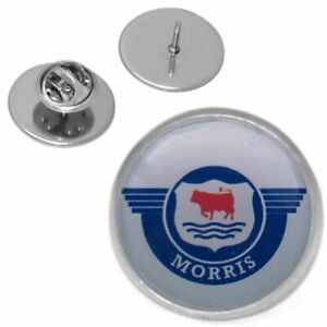 MORRIS CLASSIC CAR TIE LAPEL SUIT BAG PIN