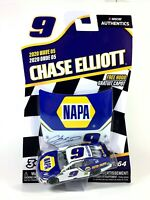 Chase Elliott #9 NASCAR Authentics NAPA Auto Parts 2020 Wave 5 1/64 Die-Cast
