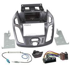 Ford Tourneo Connect pj2 13-18 2-din radio del coche Kit de integracion radio diafragma Pegasus