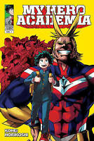 NEW My Hero Academia, Vol. 1 By Kohei Horikoshi Paperback Free Shipping