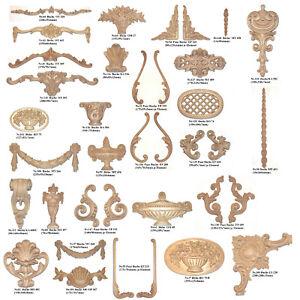Holzornamente,Verzierungen,Ornamente