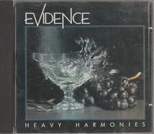 Evidence CD HEAVY HARMONIES (c) 1985