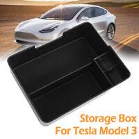 Autositz Aufbewahrungsbox Handyhalter Seitenschlitz Organizer Für Tesla model3
