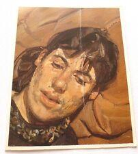 Lucian Freud - 1982 ART EXHBITION CARD