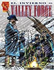 El invierno en Valley Forge (Historia Grficas) (Spanish Edition) - LikeNew - Doe