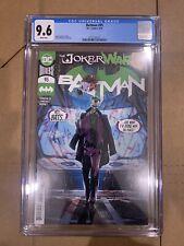 Batman #95 Jorge Jimenez CGC 9.6 James Tynion The Joker war