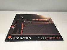 New - HAMILTON - Pilot Watches - Instruction Manual - Watches Relojes - English