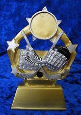 Ice Hockey Award Resin Gold Bargain Price Spirit of the Game FREE Engraving