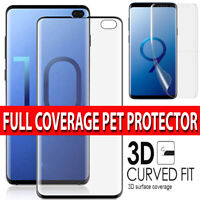 Samsung Galaxy S10 5G PET SCREEN PROTECTOR CURVED FIT - Case Friendly