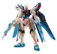NEW BANDAI RG 1/144 STRIKE FREEDOM GUNDAM Clear Color Ver Model Kit Gundam SEED
