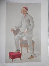 Original Victorian Vanity Fair Print; George Frederic Watts - 26/12/1891, Artist