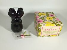 Avon Sniffy Skunk with Flower Bouquet Sweet Honesty Cologne Vintage Perfume