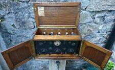 Radio TSF Ducretet  RM7 des années 1926