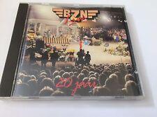 BZN LIVE - 20 JAAR - CD
