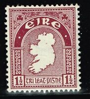Ireland SG# 113, Mint Lightly Hinged    Lot 12312014