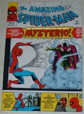 Amazing Spider-Man 13 1st MYSTERIO Euro Variant Key Origin MCU Far From Home HTF