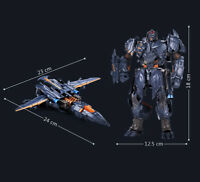 """7"""" Transformers 5 The Last Knight Megatron Action Figures Robots Toys Gift Boys"""