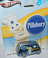 General Mills-Quick D-livery * Pillsbury * - 1:64 Hot Wheels