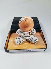 Ziggy Peek-A-Boo Halloween Figurine Hearts of Gold Russ 2005 Mummy