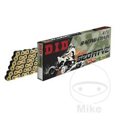 DID 520 VX3 x 118 Link Gold Black X-Ring Chain KTM EXC-F 350 ie4T 2012-2019
