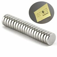 20pcs Set 8mm*2mm Neodymium Magnets Super Strong Mini Magnets Office Pinboard