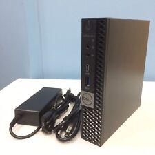 Dell OptiPlex 5070 Micro PC - 512GB NVMe SSD, 16GB RAM, 9th Gen i7-9700T 2GHz