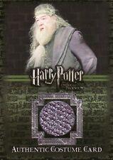 Harry Potter Order of the Phoenix Albus Dumbledore's C12 Costume Card
