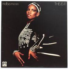 Melba Moore, esto es Vinilo Grabación/LP * usado *
