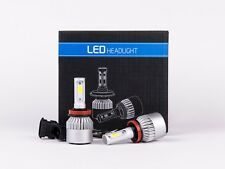 S2 LED H11 72W 8000LM Auto Headlight Conversion Kit, Pure White, USA Seller!