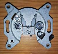 SCHWAIGER UP Breitband-Durchgangsdose RDS646 19 dB 2-Loch Antennendose