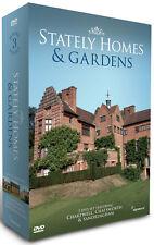 Stately Homes & Gardens 3DVD Box Set