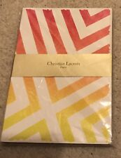 Christian Lacroix Sol Y Sombra Notebook A5 BN Sealed